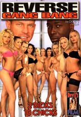 Reverse Gang Bang DVD Cover