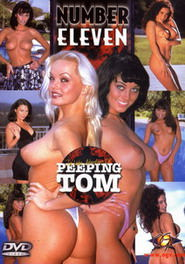 Peeping Tom #11 DVD Cover