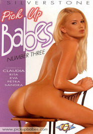 Pick-up Babes #03 DVD Cover