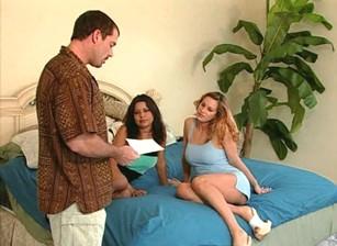 Dasani lezian anal scène