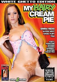 My Hairy Cream Pie DVD Cover