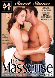 The Masseuse Vol 02 DVD Cover