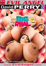 Big And Real #03 Dvd Cover
