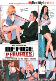 Office Perverts DVD Cover