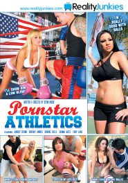 Pornstar Athletics DVD Cover