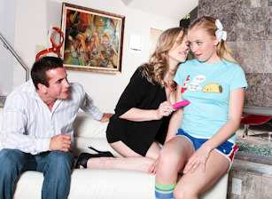 My Wife And I Are Fucking The Babysitter #03, Scene #04