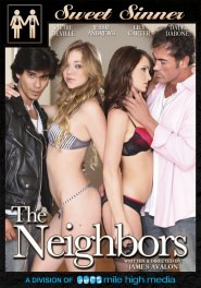 The Neighbors DVD Cover