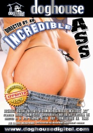 Incredible Ass DVD Cover