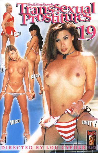 Transsexual Prostitutes #19