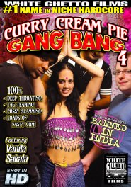 Curry Cream Pie Gang Bang #04