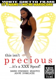 This Isn't Precious - XXX Spoof! DVD Cover