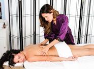 Lesbian Seduction : Ill Take Care Of You - Jaslene Jade & Vanessa Veracuz!