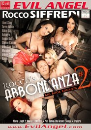 Rocco's Abbondanza #02 DVD Cover