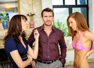 Mature and Young : Couples Seeking Teens #10 - Dana DeArmond & Manuel Ferrara & Maddy OReilly!