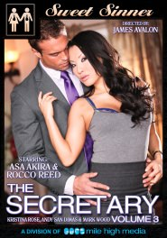 The Secretary #03 DVD Cover