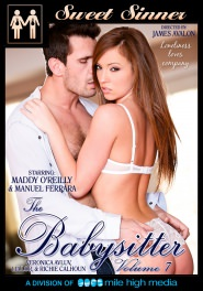 The Babysitter Volume 07 DVD Cover