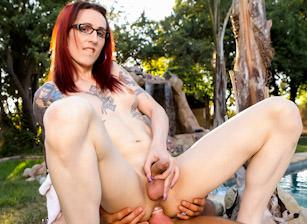 Transsexual Babysitters #21, Scene #04