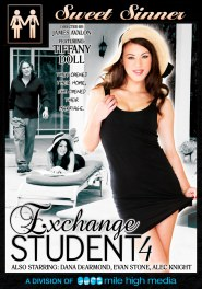 Exchange Student #04 DVD Cover