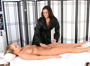 Lesbian Seduction : California Experience - Cece Stone & Britney young!