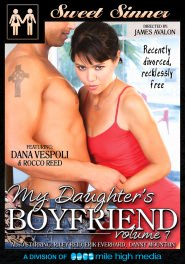 My Daughter's Boyfriend #07 DVD Cover