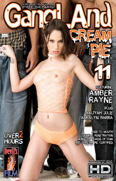 GangLand Cream Pie #11 Dvd Cover
