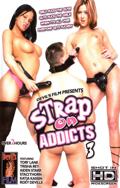 Strap On Addicts #03 Dvd Cover