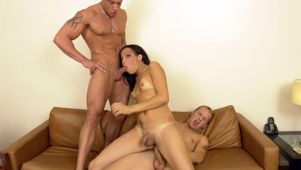 Transsexual Prostitutes #47, Scene #02