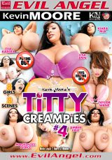 Titty Creampies #04 Dvd Cover
