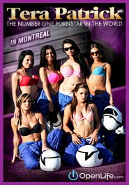 Tera Patrick In Montreal DVD