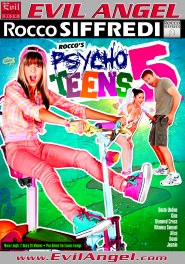 Rocco's Psycho Teens #05 DVD Cover