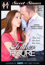 Father Figure Volume 03 DVD Cover