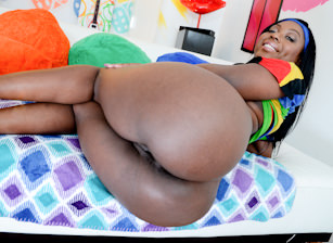 Black Anal Addiction #02, Scene #03