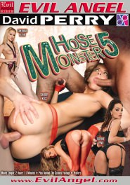 Hose Monster #05 DVD Cover