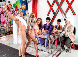 XXX Fucktory - The Parody Italian Style, Scene #03