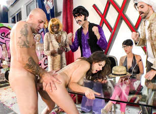 XXX Fucktory - The Parody Italian Style, Scene #07