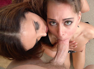 Facial Vi0lation #02, Scene #02