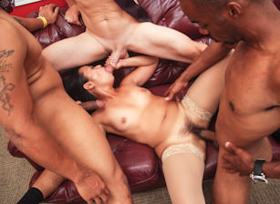 My Hairy Gang Bang #05, Scene #02
