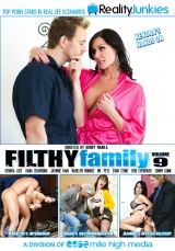 Filthy Family #09 Dvd Cover