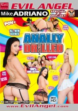 Anally Drilled