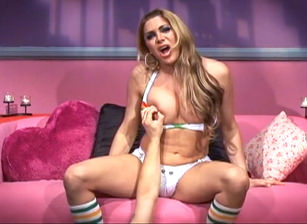 Best Of Up Close Transsexual POV, Scene #07