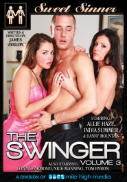 The Swinger #03 DVD Cover