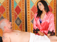Asian Women : Sleezy Step-Dad - James Bartholet & Tia Cyrus!