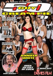 50 Guy Cream Pie #09 DVD Cover