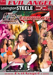 The Lexecutioner DVD Cover