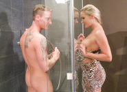 Top Porn Stars : Blow Me In The Shower - Barra Brass & Matt Ice!