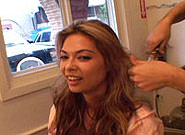 Hairstyling Session, Scene #01