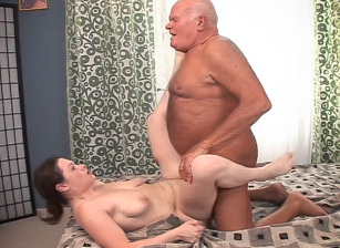 This Isn't Bad Grandpa It's A XXX Spoof!, Scene #01