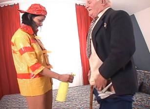 This Isn't Bad Grandpa It's A XXX Spoof!, Scene #02