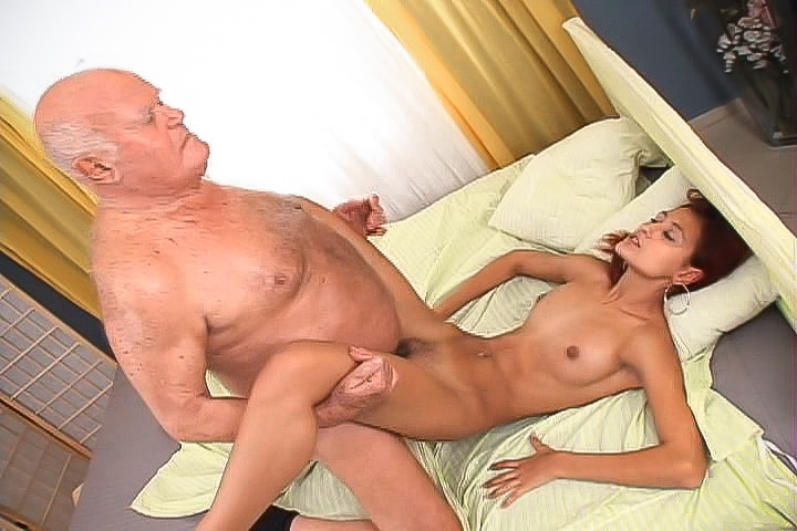 Naughty grandpa porn impossible the