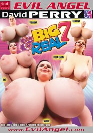 Big And Real #07 DVD Cover